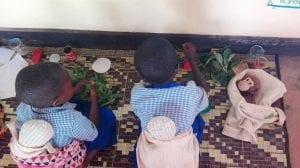 Onderwijs Rwanda VSO