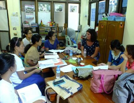 VSO maatschappelijk middenveld civil society power of voices
