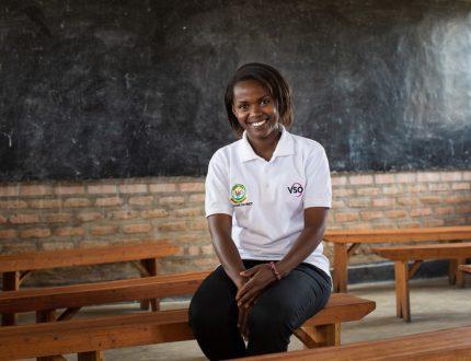 gebarentaal doven Rwanda seksuele voorlichting
