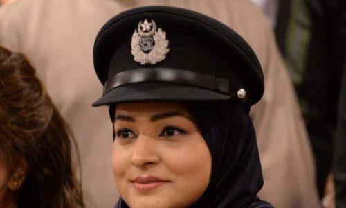 Shehla Pakistan vrouwenrechten politie gender equality gendergelijkheid VSO