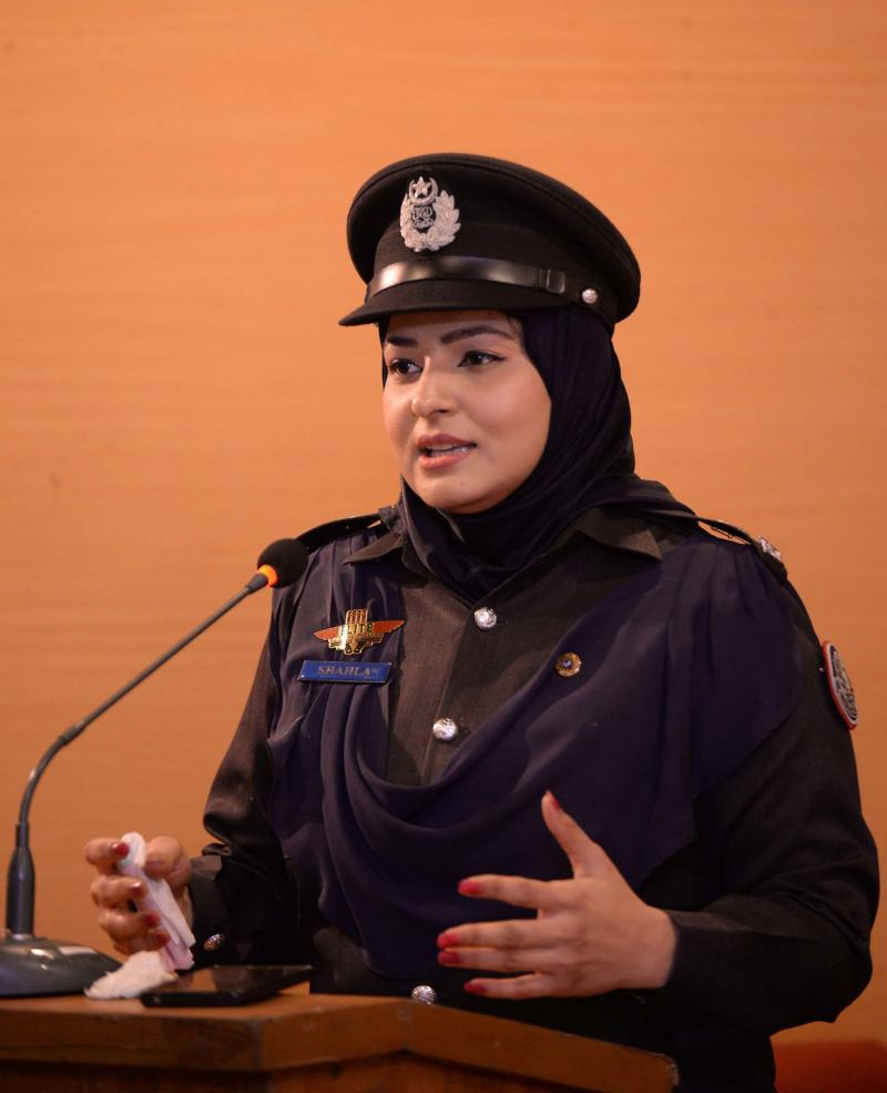 Shehla Pakistan gender equality UN VSO