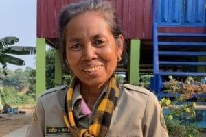 Cambodja rimpeleffect Samngath
