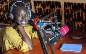 Irene Bitumbe radio show