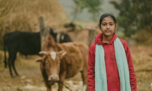 Little Sister Pramila Nepal