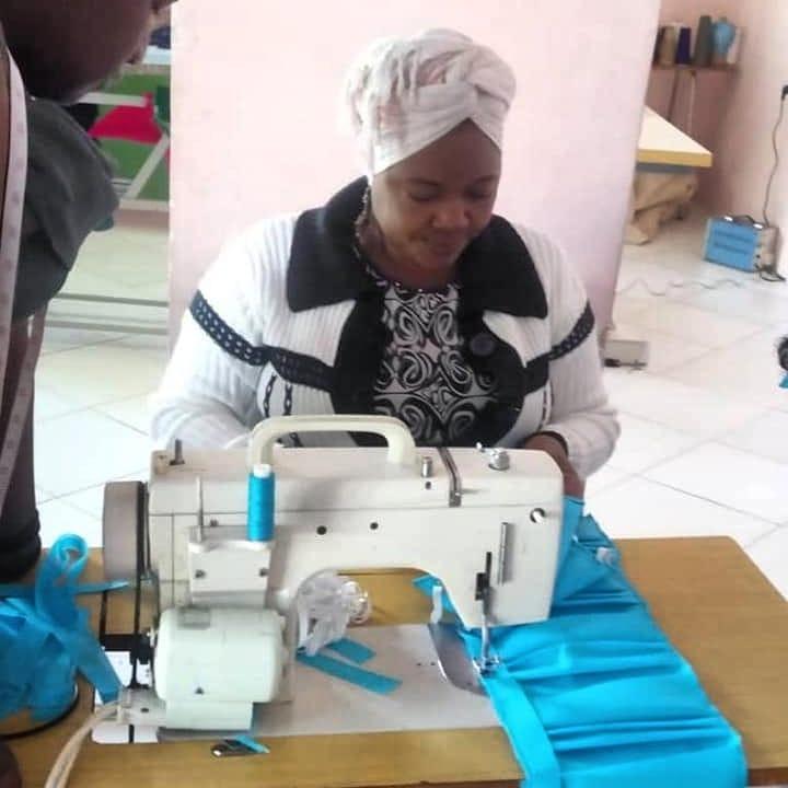 Mondkapjes SME Tanzania 1