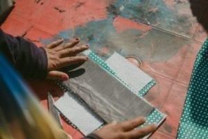 meisjes lockdown Nepal herbruikbaar maandverband