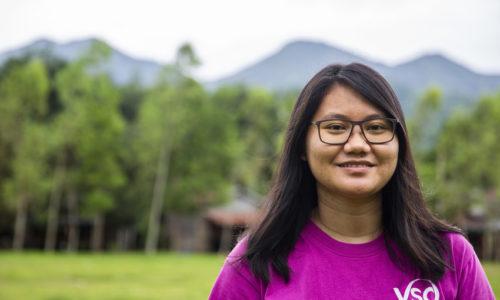Hnin Hnin Myanmar onderwijs corona VSO changemaker
