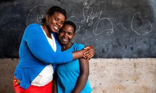Education for life meisjes onderwijs Kenia