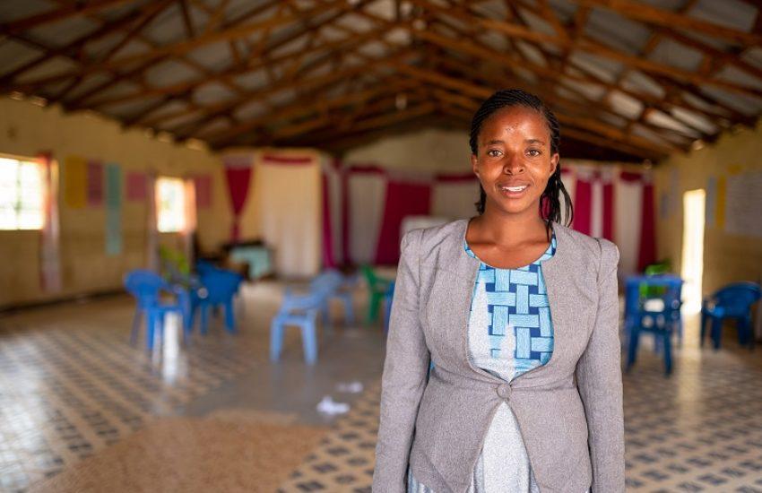 Onderwijs meisjes Kenia Education for Life VSO